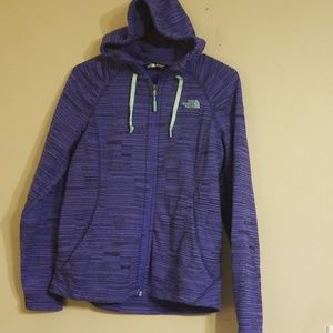 The North Face Light Weight Fleece jacket size M